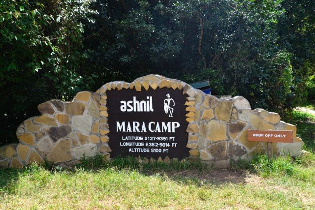 O Ashnil Mara Camp