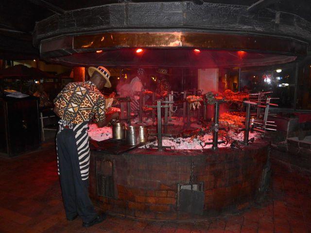 O Restaurante Carnivore