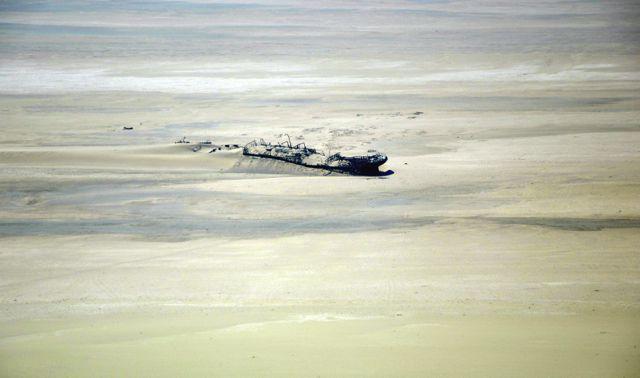 A Costa do Esqueleto