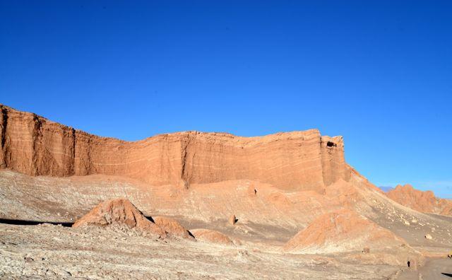 Chegando ao Vale da Morte.