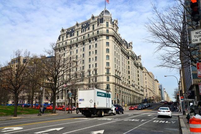 O Hotel Willard.