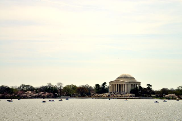 O Thomas Jefferson Memorial