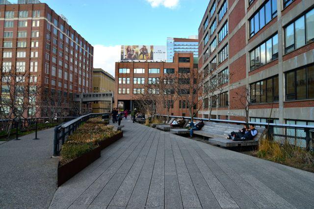 O High Line
