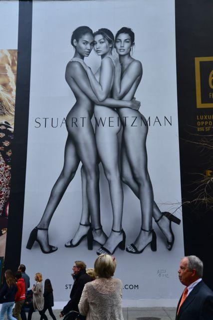 Publicidade criativa na 5a Avenida