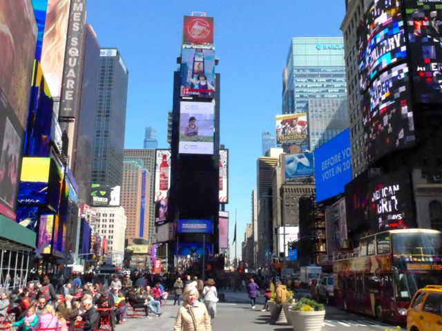 A Times Square