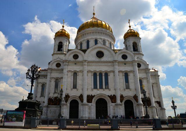Já foi a construção mais alta de Moscou