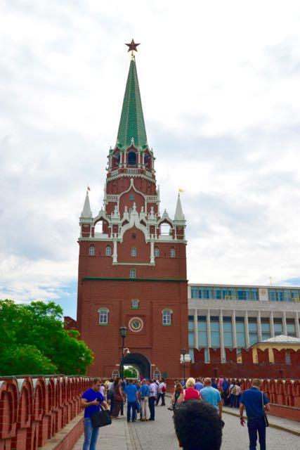 A Torre da Trindade.