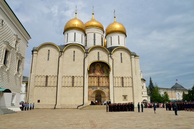 A Catedral da Assunção.