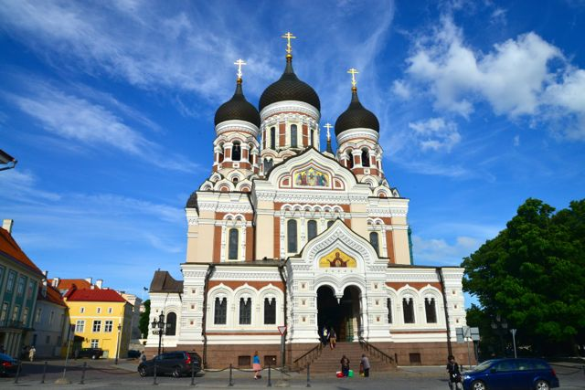 A Catedral Ortodoxa Russa Alexander Nevsky