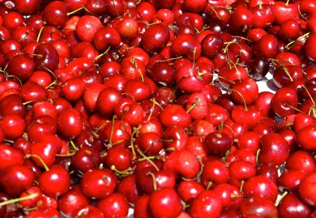 Frutas frescas.