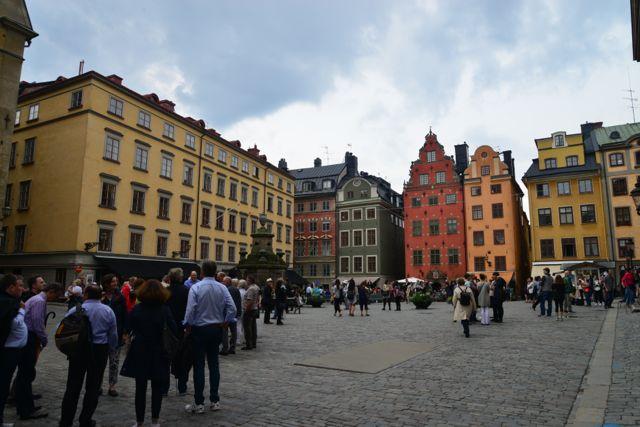 A Praça Grande