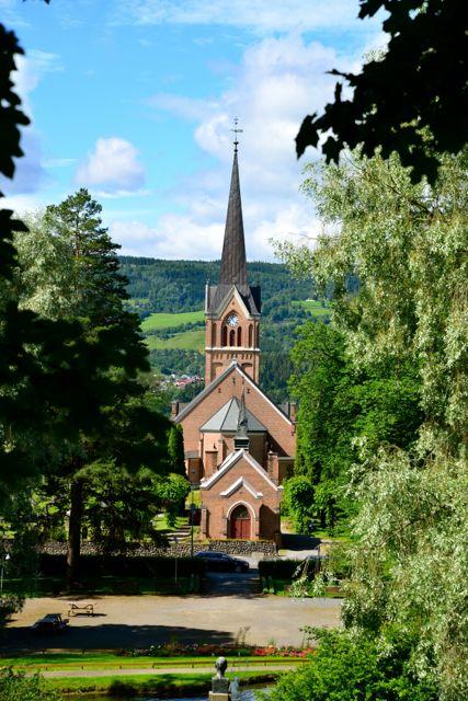 Igreja em Lillihammer
