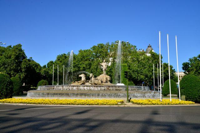 A Praça de Netuno