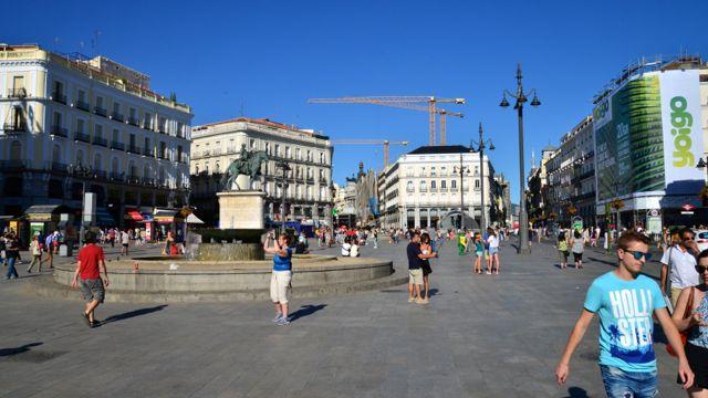 A Puerta del Sol