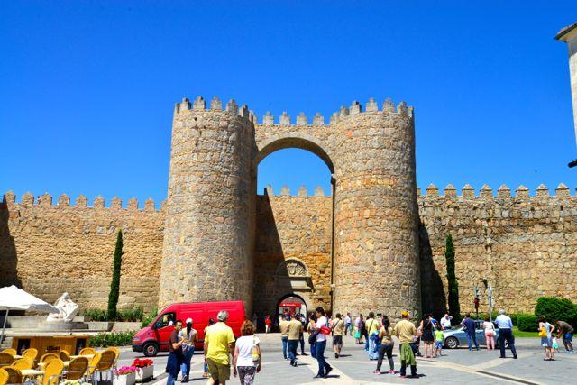 A Puerta de San Vicente