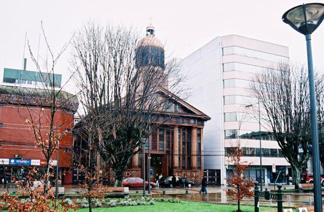 A Iglesia Catedral