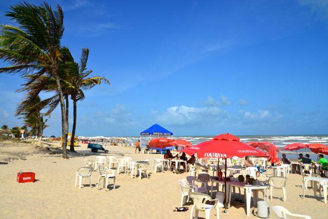 A Praia Parati em Aracaju