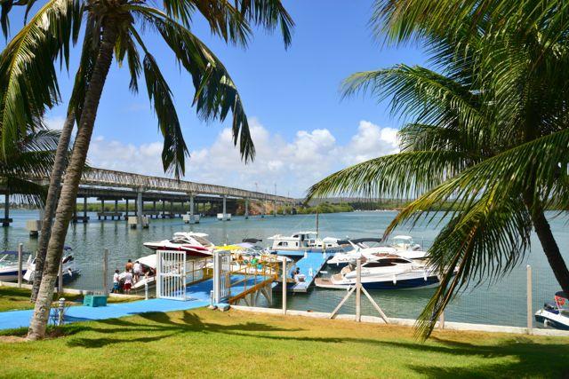 A Marina da Lagoa de Mundaú