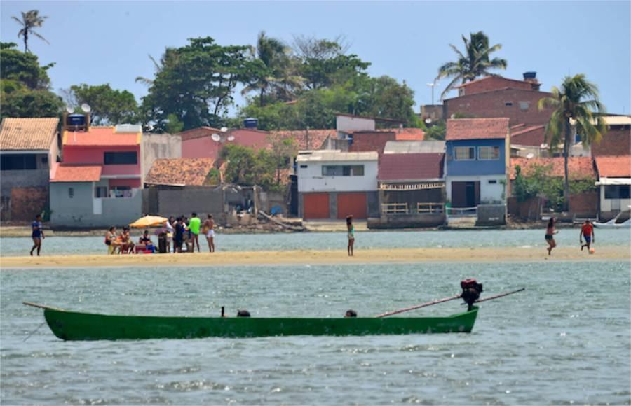 O bairro de Pontal da Barra