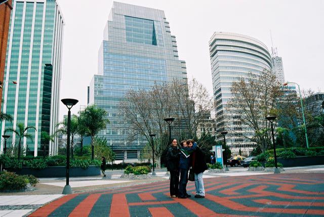 Buenos Aires, a terceira maior metrópole da América Latina