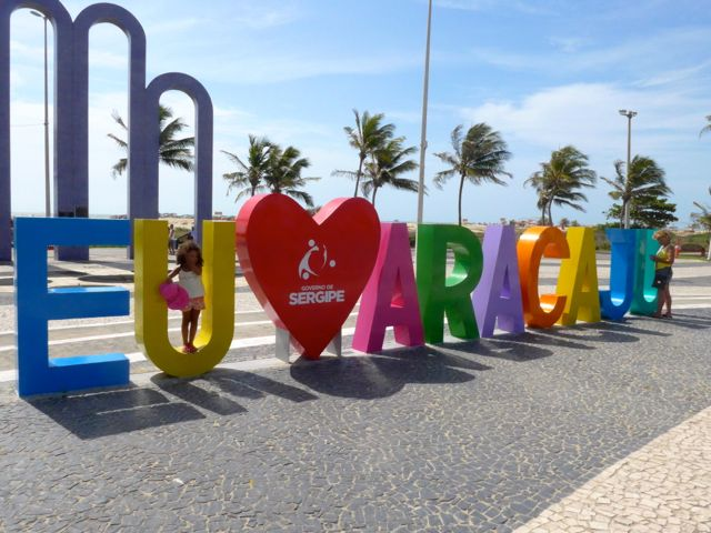 A Orla de Aracaju