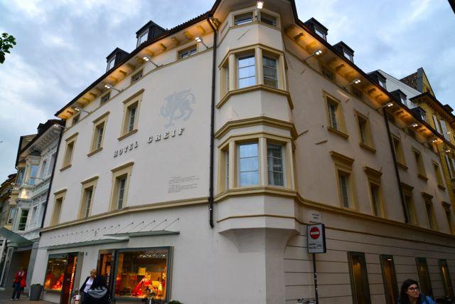 Hotel Greif Bolzano Centro