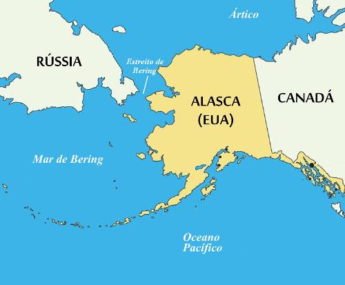 alasca mapa alasca mapa | Um Pouquinho de Cada Lugar – Joaquim Nery alasca mapa